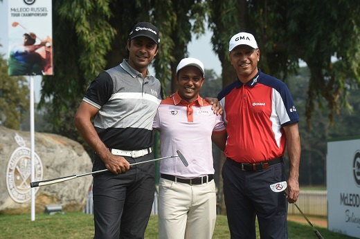 Jeev Milkha, Shiv Kapur excited to make debut at McLeod Russel Tour Championship