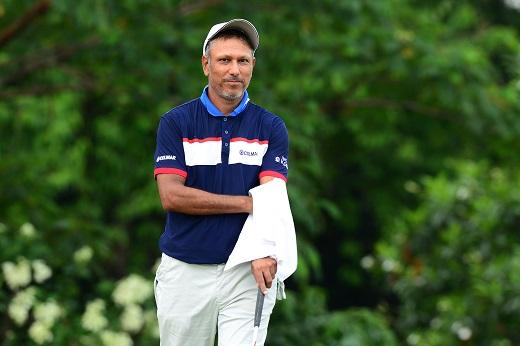 India's Jeev Milkha Singh returns to winning ground at SMBC Singapore Open