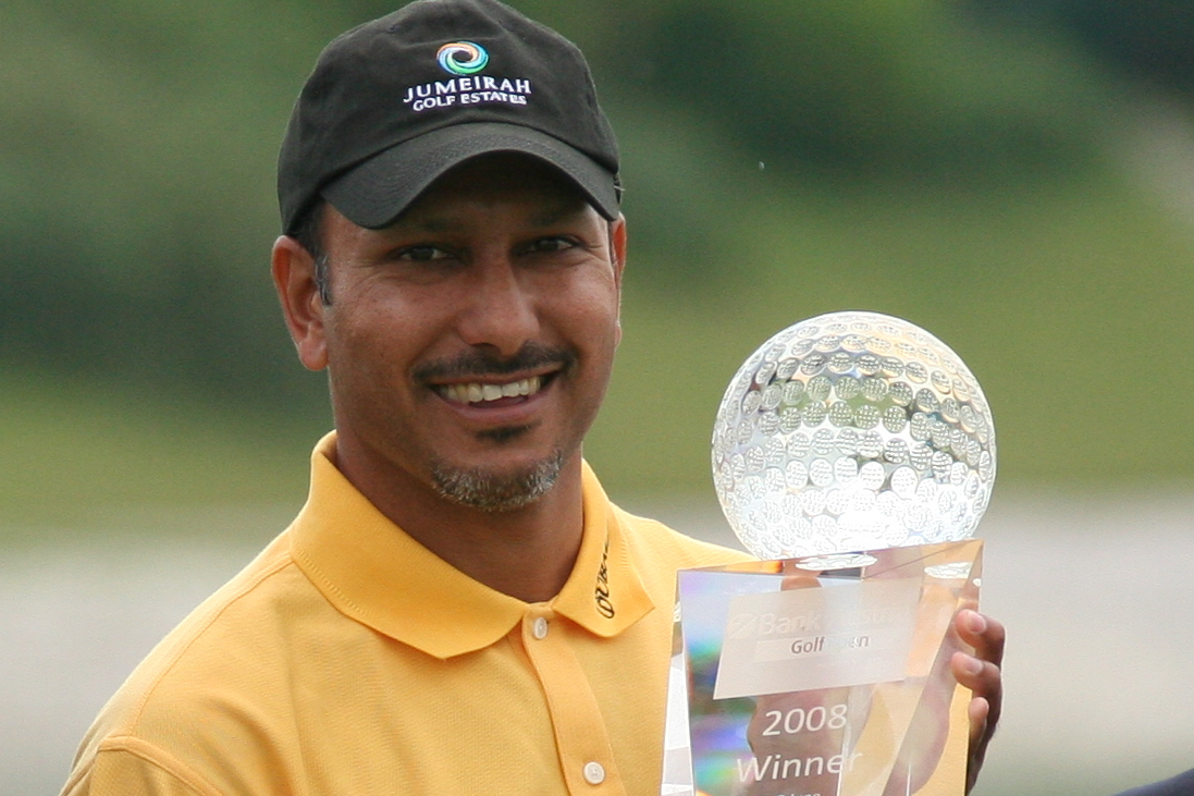 Jeev Wins 2008 Bank Austria Golf Open